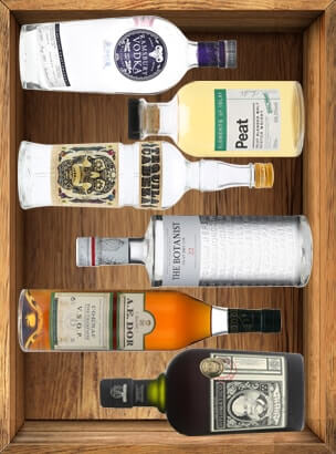 Prize four – Christmas spirits selection