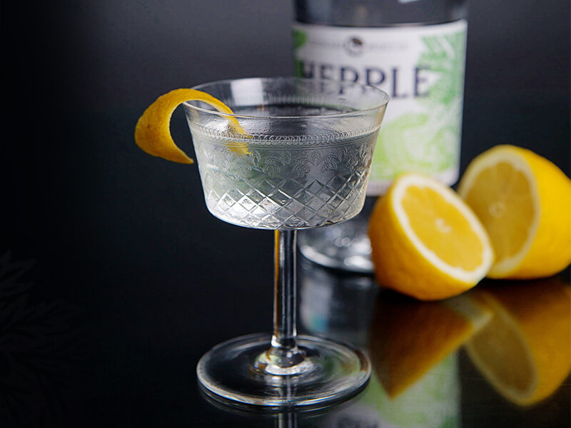 Hepple Gin Serve