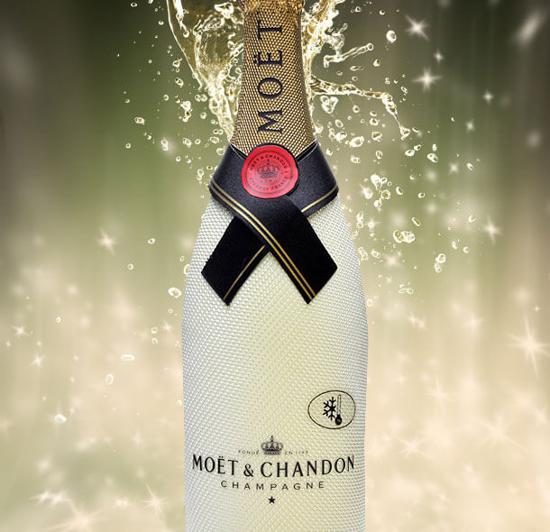 Moet Champagne - Perfectly Chilled