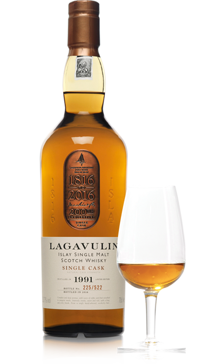 Lagavulin 1991 200th Anniversary