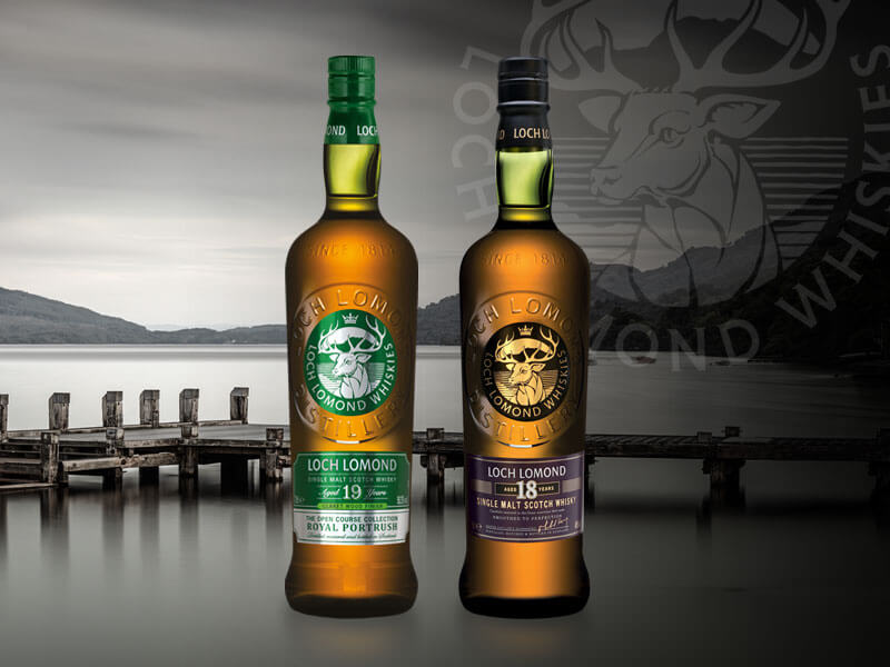 Loch Lomond Whisky