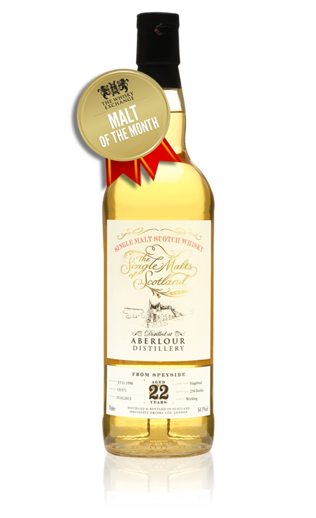 The Whisky Exchange Malt of the Month - Mortlach Rare Old
