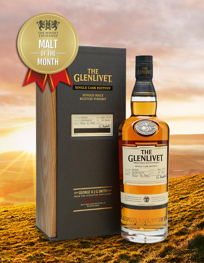 The Whisky Exchange Malt of the Month – Glenlivet 18 Year Old Auchvaich