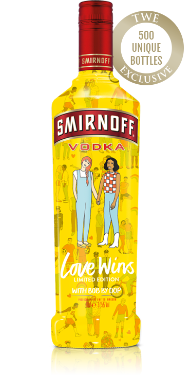 smirnoff love wins the whisky exchange