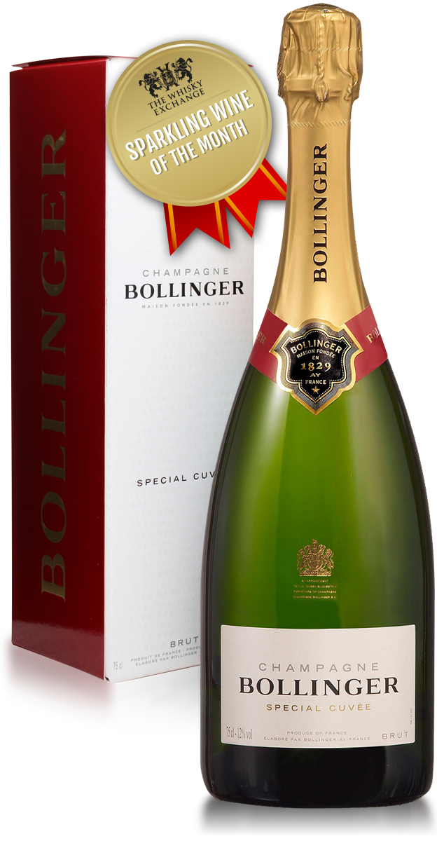 Bollinger Special Cuvee NV Champagne – The Whisky Exchange Sparkling of the Month