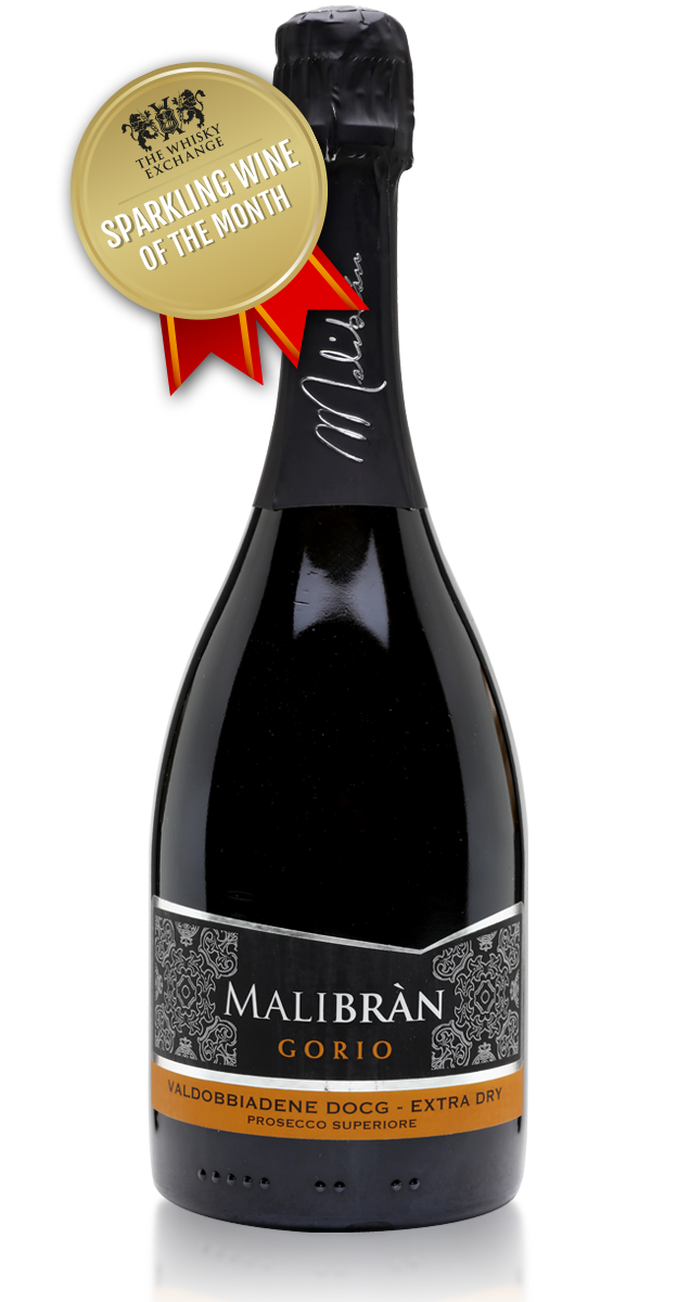 Malibràn Gorio NV Prosecco – The Whisky Exchange Sparkling of the Month