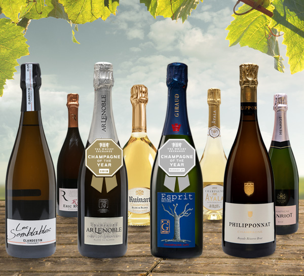 Sparkling Wine of the year shortlist