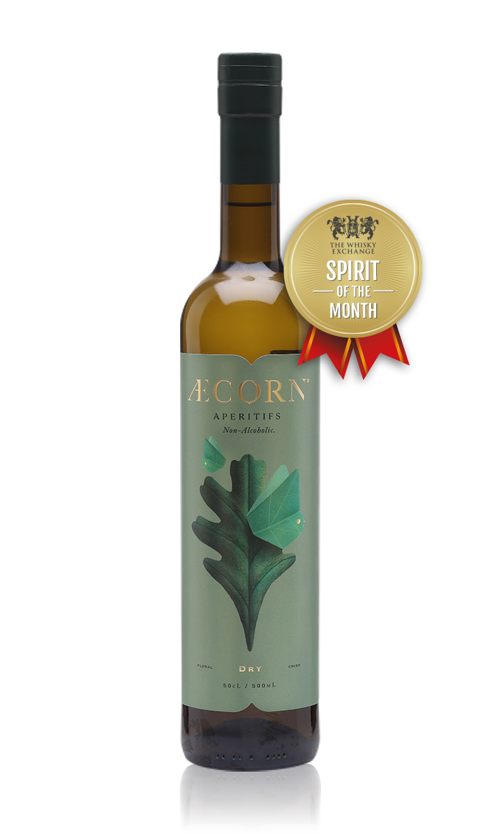Aecorn Dry Non-Alcoholic Aperitif – The Whisky Exchange Spirit of the Month