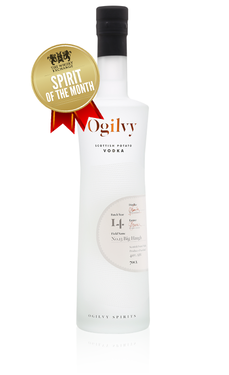 Ogilvy Vodka - The Whisky Exchange Spirit of the Month