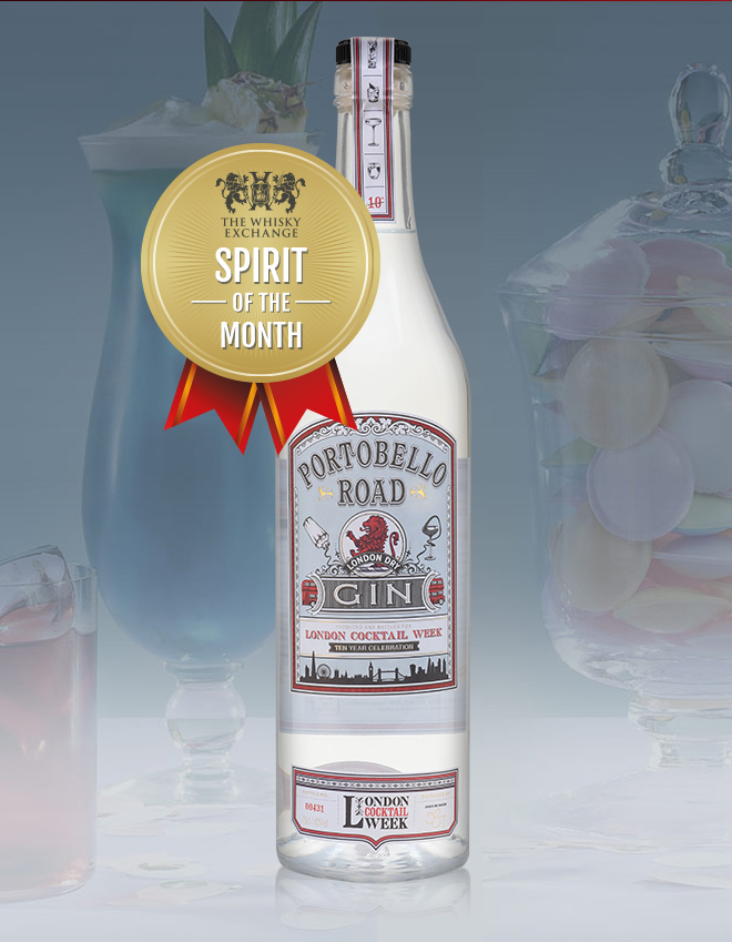 Portobello Road Gin – The Whisky Exchange Spirit of the Month