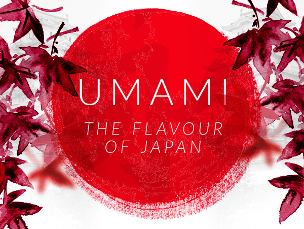 Umami – The flavour of Japan
