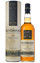 Glendronach Tawny Port Finish 18 Year Old