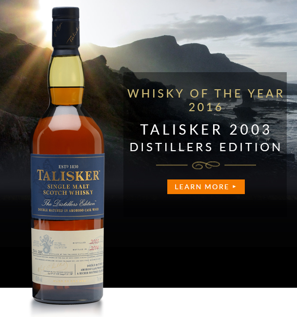 Whisky of the Year 2016