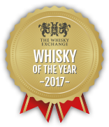Whisky of the Year medal