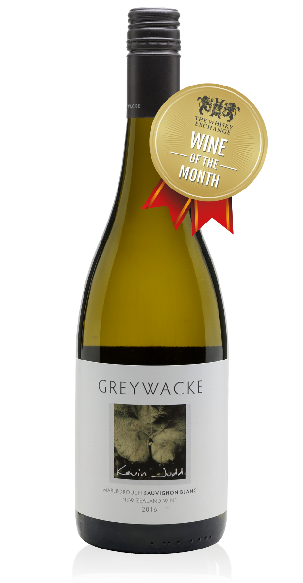 Greywacke Marlborough 2016 Sauvignon Blanc – The Whisky Exchange Wine of the Month