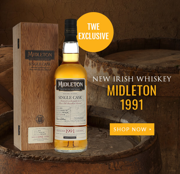 Midleton 1991 The Whisky Exchange Exclusive
