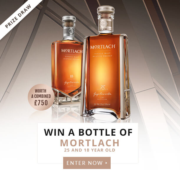 Win £750 woth of Mortlach