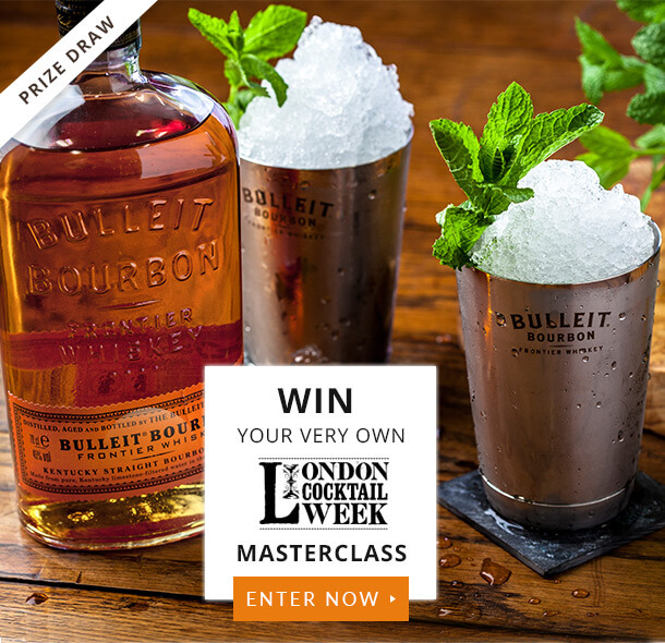 Win a trip for two to London Cocktail Week