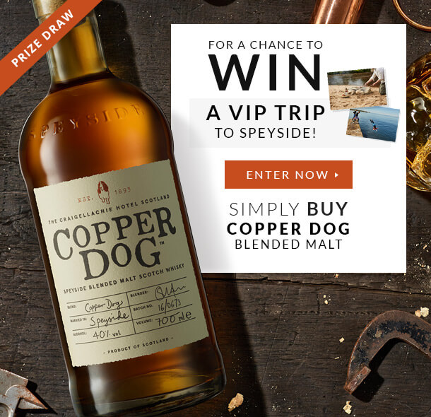 Copper Dog Prize Draw