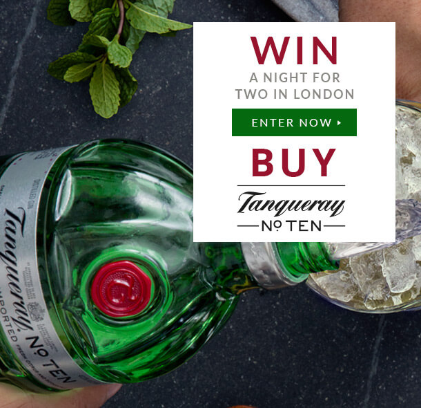 Tanqueray Prize Draw