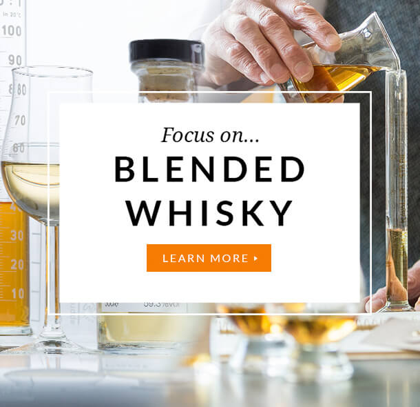 Focus on Blended Whisky