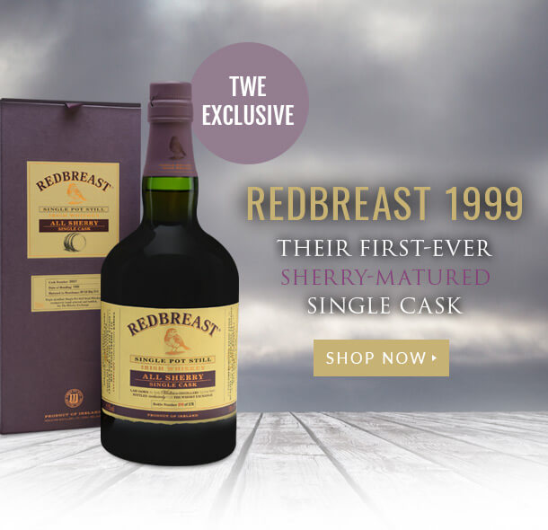 Redbreast 1999 The Whisky Exchange Exclusive