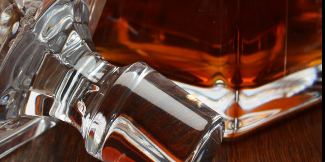 World Whisky Decanters