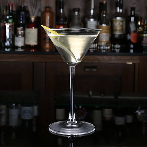 Wet Vodka Martini