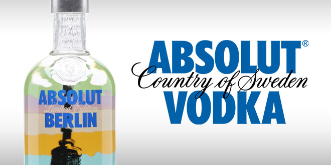 Absolut Vodka Special Editions
