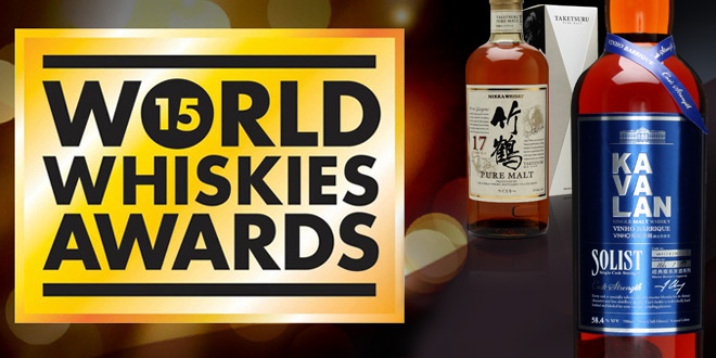 World Whiskies Awards 2015 – The Winners
