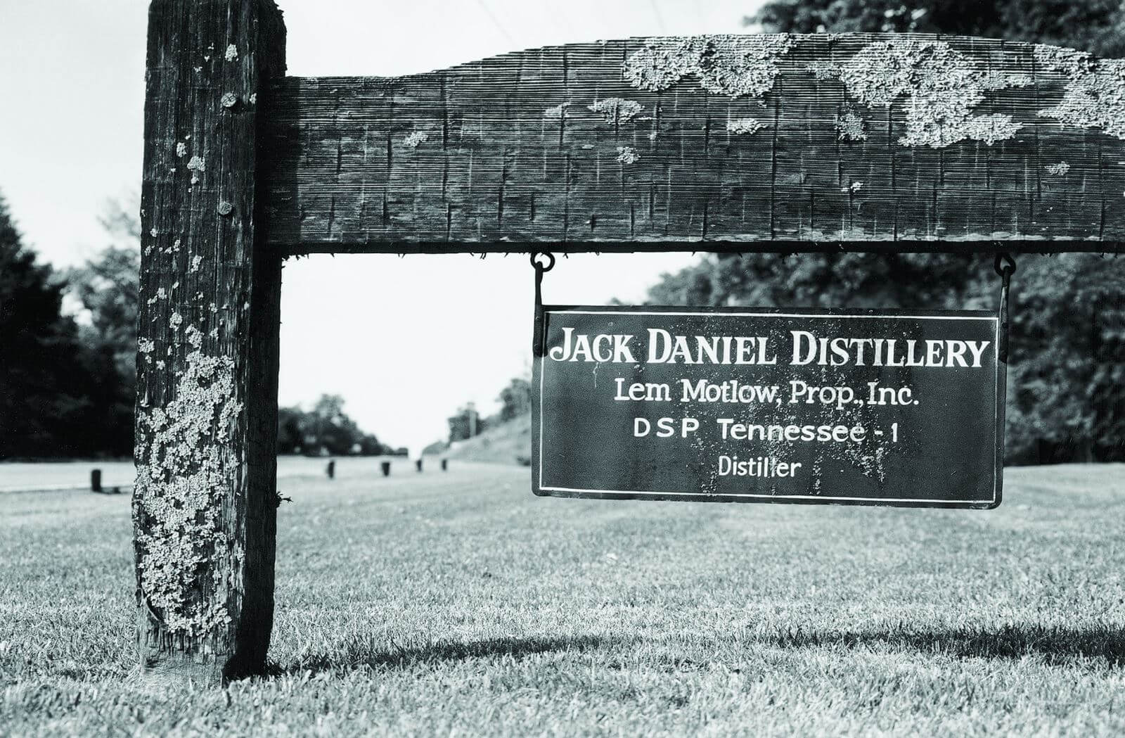 Jack Daniel's Distillery in Lynchburg, Tennessee.