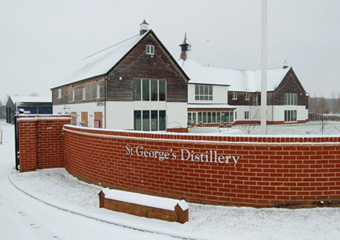 St George's Distillery, located in Norfolk, opened in 2006, the first English distillery to open in more than 100 years