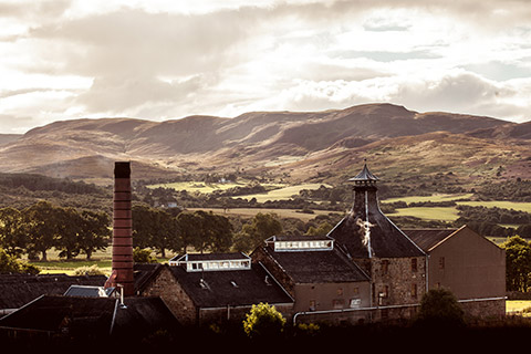 Highland whisky is the most stylistically diverse in Scotland