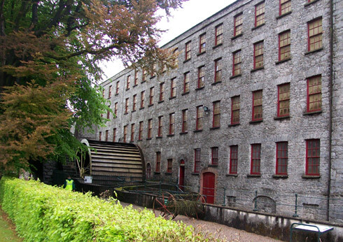 Old Midleton Distillery closed in 1975. Its replacement, located right next door, opened instantaneously