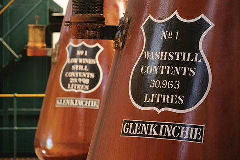 Lowland whiskies are the lightest, most delicate whiskies in Scotland