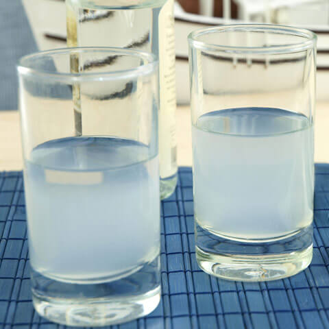 Raki is very refreshing, and goes brilliantly with Turkish food