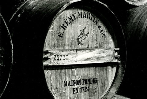 Rémy Martin is one of the 'big four' Cognac houses, along with Hennessy, Martell and Courvoisier