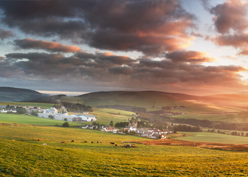 Speyside is home to more whisky distilleries than the rest of Scotland