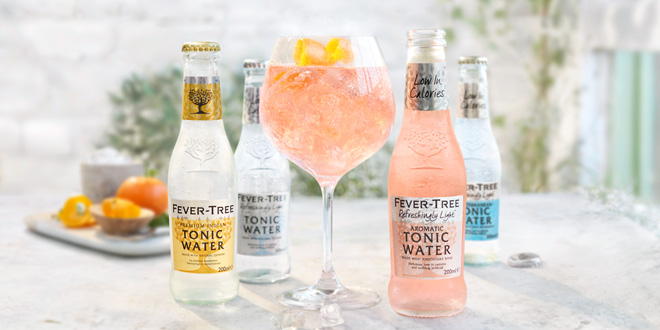 Just The Tonic – Refreshing Summer Serves