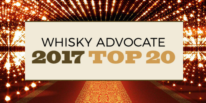 The Top 20 Whiskies of 2017