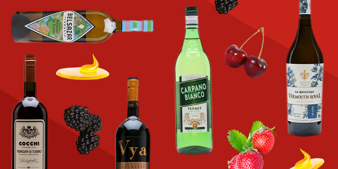Vermouth: Fruity and Sweet