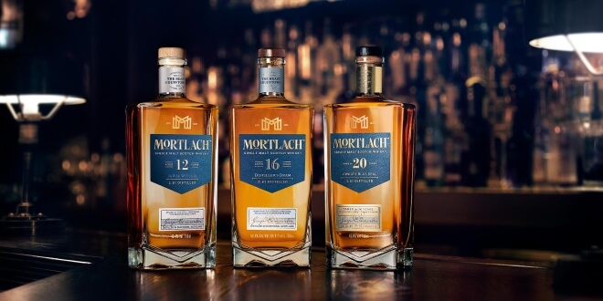 The New Mortlach Range