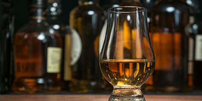 Whiskies under £80