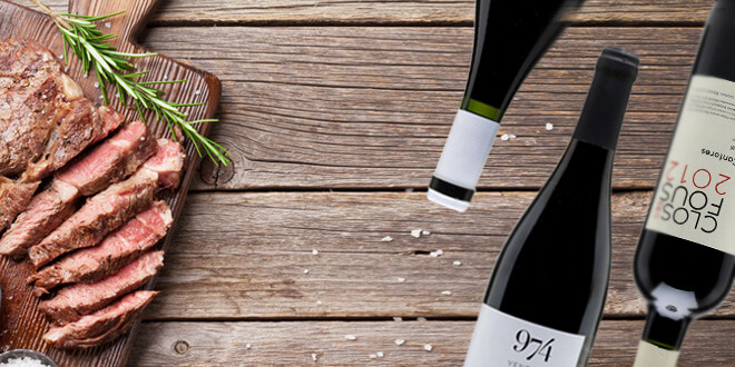 Wine for Barbecues