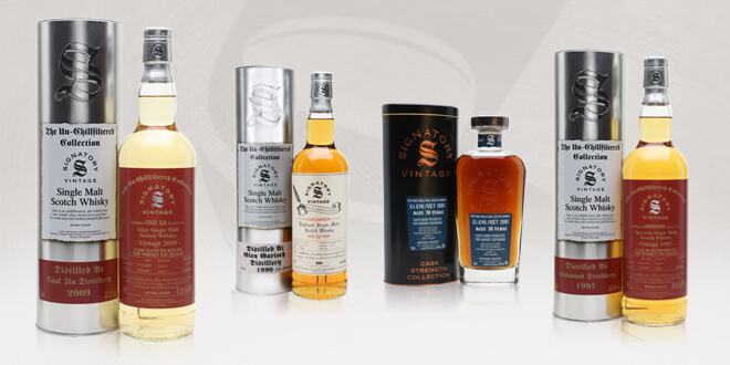 Our Exclusive Signatory Whiskies