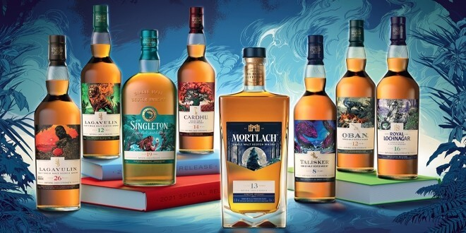The Diageo Special Releases