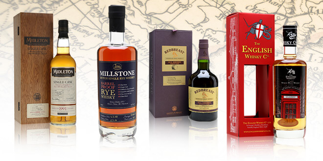 TWE Exclusive World Whiskies