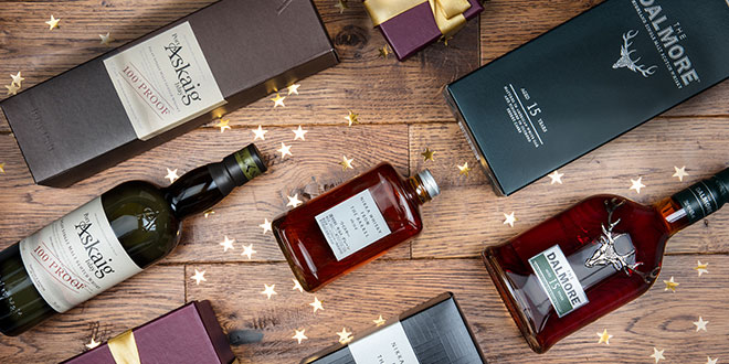 Whiskies under £100