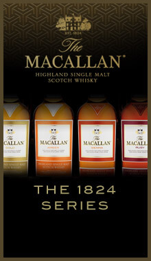 Macallan Discover the 1824 Series