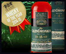 Whisky of the Year 2014-15